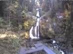 Archived image Webcam Waterfall in Triberg 12:00