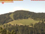 Archiv Foto Webcam Fernblick vom Skizentrum Thoma 04:00