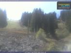 Archived image Webcam Ski Resort Silbersattel Steinach 08:00