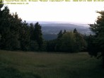 Archiv Foto Webcam Großer Inselsberg 22:00