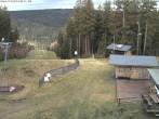 Archiv Foto Webcam Bergstation des Skigebiets Erlbach-Kegelberg 06:00