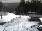 Archiv Foto Webcam Bergstation des Skigebiets Erlbach-Kegelberg 02:00