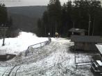 Archiv Foto Webcam Bergstation des Skigebiets Erlbach-Kegelberg 08:00