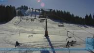Archived image Webcam Chair Lift Lank in Bödele ski resort 08:00