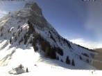 Archiv Foto Webcam Plan-Francey - 1528 Höhenmeter 06:00