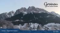 Archiv Foto Webcam Bergpanorama Grainau 01:00