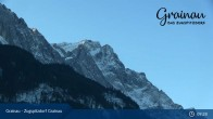Archiv Foto Webcam Bergpanorama Grainau 03:00