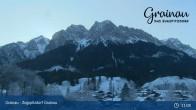 Archiv Foto Webcam Bergpanorama Grainau 05:00