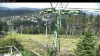 Archiv Foto Webcam Bocksberg: Bergstation Seilbahn 06:00