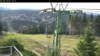 Archiv Foto Webcam Bocksberg: Bergstation Seilbahn 10:00