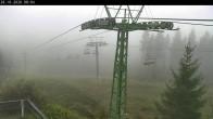 Archiv Foto Webcam Bocksberg: Bergstation Seilbahn 03:00