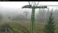 Archiv Foto Webcam Bocksberg: Bergstation Seilbahn 05:00
