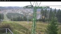 Archiv Foto Webcam Bocksberg: Bergstation Seilbahn 11:00
