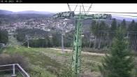 Archiv Foto Webcam Bocksberg: Bergstation Seilbahn 12:00