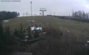 Archiv Foto Webcam Matthias-Schmid-Berg: Blick von der Talstation Doppelsesselbahn I 05:00