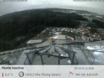 Archiv Foto Webcam Monte Kaolino: Bergspitze 06:00