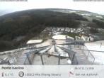Archiv Foto Webcam Monte Kaolino: Bergspitze 08:00
