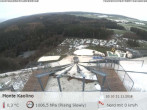 Archiv Foto Webcam Monte Kaolino: Bergspitze 09:00