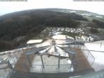 Archiv Foto Webcam Monte Kaolino: Bergspitze 10:00