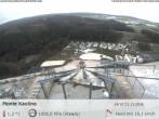Archiv Foto Webcam Monte Kaolino: Bergspitze 13:00