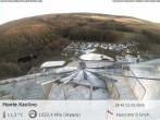 Archiv Foto Webcam Monte Kaolino: Bergspitze 17:00