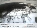 Archiv Foto Webcam Monte Kaolino: Bergspitze 04:00