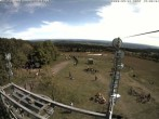 Archiv Foto Webcam Hoherodskopf Schlepplift 10:00