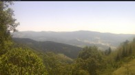 Archived image Webcam View to the Feldberg from Klausenhof 08:00