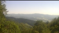 Archived image Webcam View to the Feldberg from Klausenhof 10:00