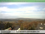 Archiv Foto Webcam Blick zur Langer-Berg-Region 04:00