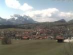 Archiv Foto Webcam Reit im Winkl: Bergpanorama 06:00