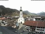 Archiv Foto Webcam Dorfzentrum Reit im Winkl 02:00