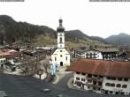 Archiv Foto Webcam Dorfzentrum Reit im Winkl 04:00