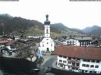 Archiv Foto Webcam Dorfzentrum Reit im Winkl 06:00