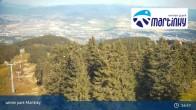 Archived image Webcam Martinky, Winter Park 11:00