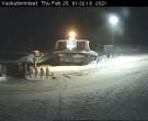 Archived image Webcam Northern slope 19:00