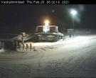 Archived image Webcam Northern slope 23:00