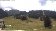 Archiv Foto Webcam Schwarzsee - Stalden Piste 06:00