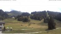 Archiv Foto Webcam Schwarzsee - Stalden Piste 08:00