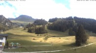 Archiv Foto Webcam Schwarzsee - Stalden Piste 10:00