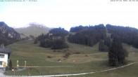 Archiv Foto Webcam Schwarzsee - Stalden Piste 14:00