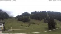 Archived image Webcam Schwarzsee - Stalden slope 08:00