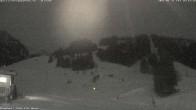 Archiv Foto Webcam Schwarzsee - Stalden Piste 12:00