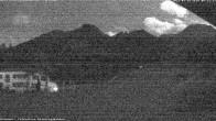 Archiv Foto Webcam Schwarzsee - Stalden Piste 22:00