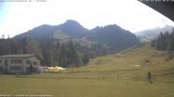 Archiv Foto Webcam Schwarzsee - Stalden Piste 04:00