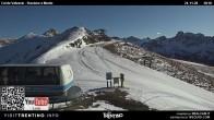 Archiv Foto Webcam Bergstation Col de Valvacin 04:00