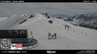 Archiv Foto Webcam Bergstation Col de Valvacin 06:00