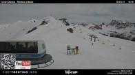 Archiv Foto Webcam Bergstation Col de Valvacin 08:00