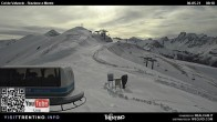 Archiv Foto Webcam Bergstation Col de Valvacin 02:00