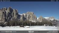 Archiv Foto Webcam Vigo di Fassa - Campo Scuola 08:00